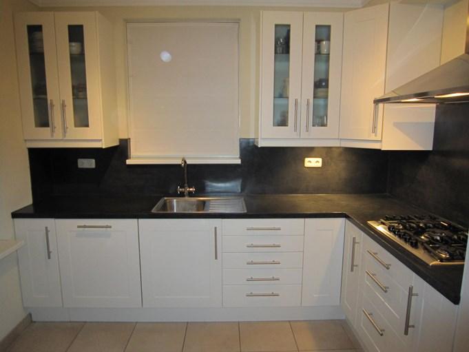 Pandomo in uw keuken van leeuwen stukadoorsbedrijf - Vergroot uw keuken ...